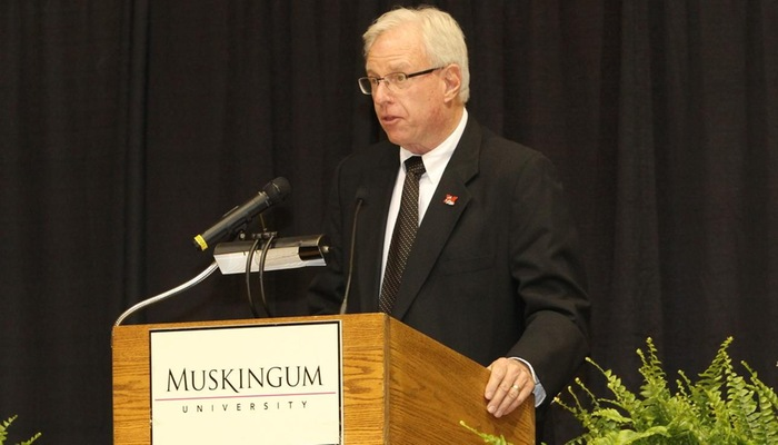 Muskingum Athletic Director Larry Shank to Retire in June
