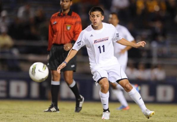 Men's Soccer Picked Fourth in New Big West South Division