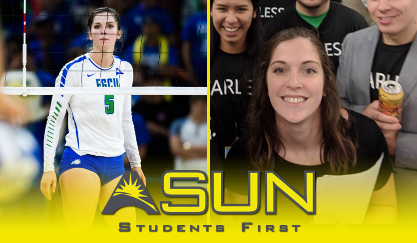 ASUN Beam Video Series: Maggie Rick, FGCU Volleyball