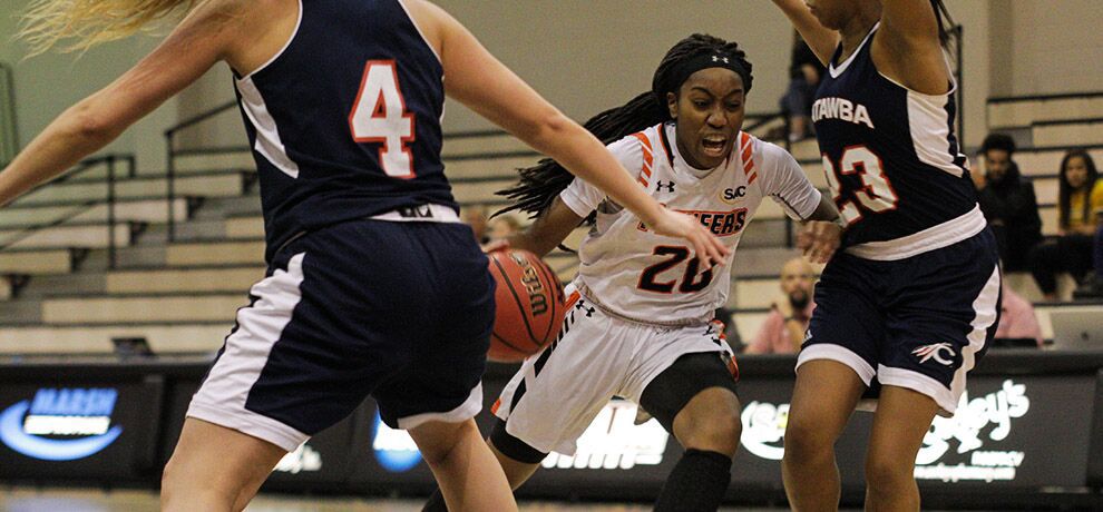 Catawba holds on for 71-66 victory over Pioneers