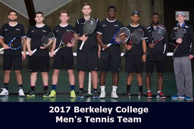 Men's tennis team drops 5-4 decision to Culinary Institute of America in 2017 Hudson Valley Intercollegiate Athletic Conference title match