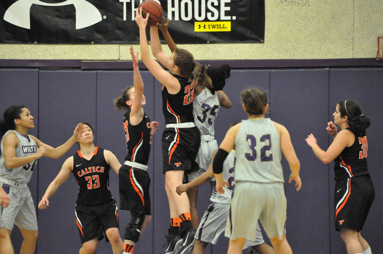 Lewis Posts Fifth Double-Double in Dominant Second Half at Oxy