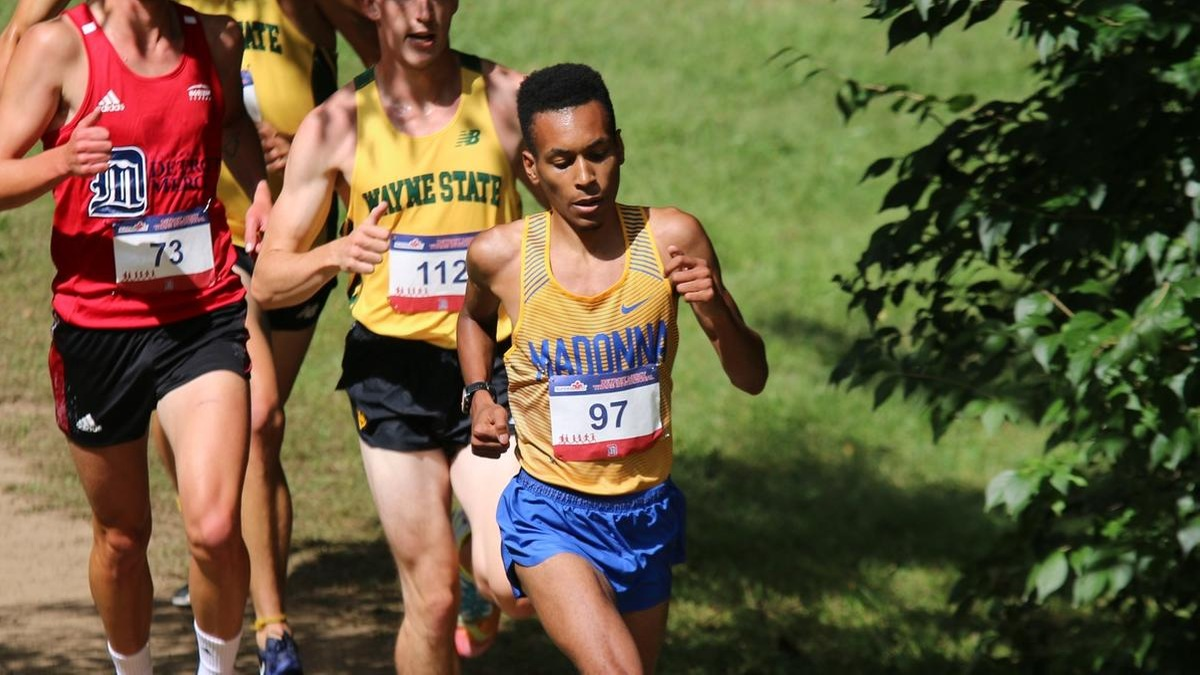 NAIA - Men's Cross Country - Runner of the Week - Tony Floyd - Madonna (Mich.)