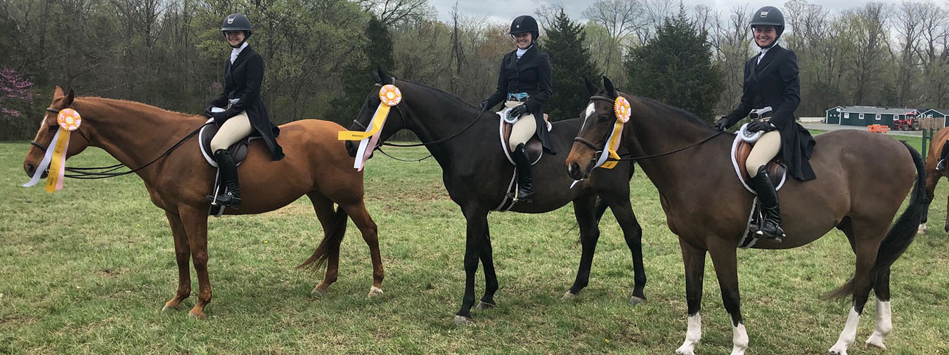 Goucher Equestrian Finishes Third At ANRC National Championships