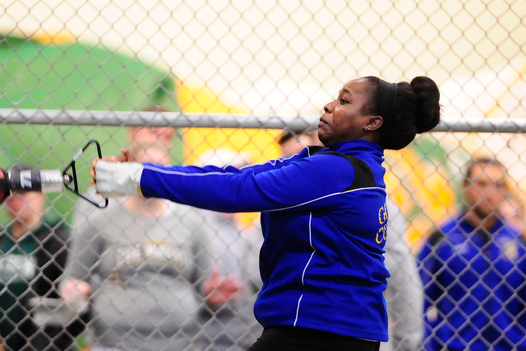 Women's Track & Field Jumps Back into Indoor Season at Collegeville Classic
