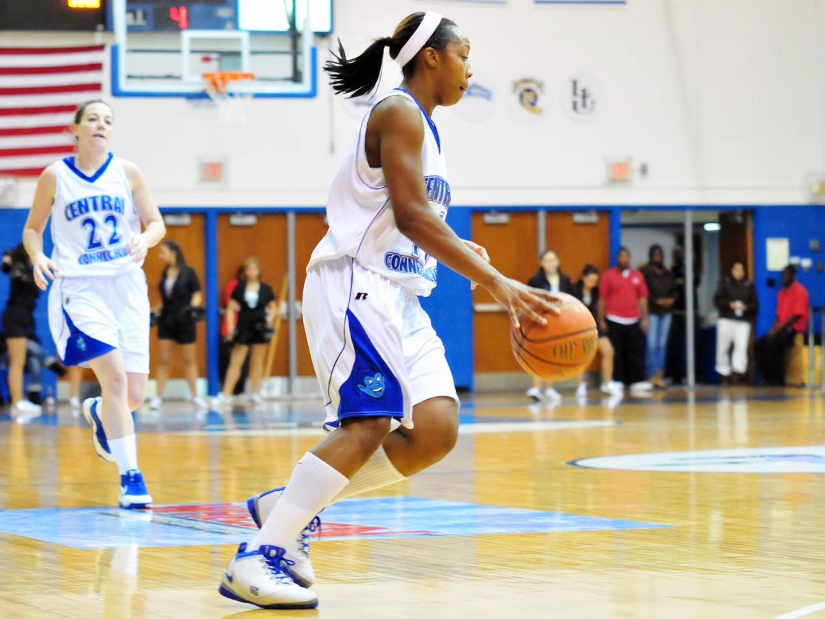 Women's Basketball Drops NEC Semifinal Decision to St. Francis (PA) on Saturday Afternoon