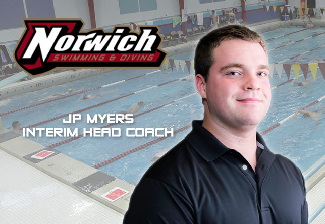Swimming & Diving: Myers Named Interim Head Coach