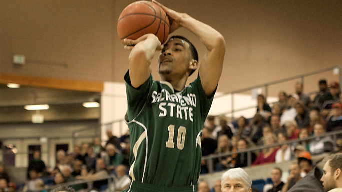 MEN'S BASKETBALL HAS WINNING STREAK SNAPPED AT EASTERN WASHINGTON