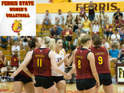 Ferris State Women's Volleyball Set To Open Fall Camp