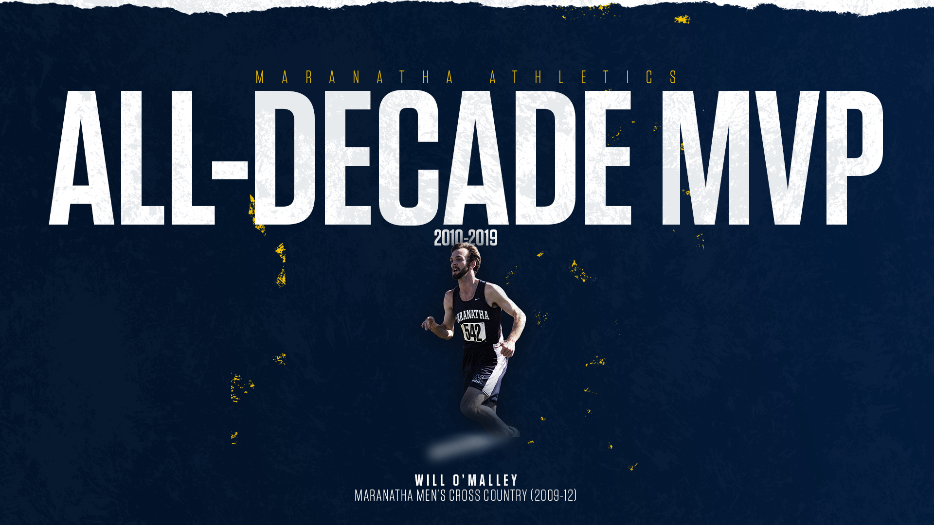 All-Decade MVP: Will O'Malley