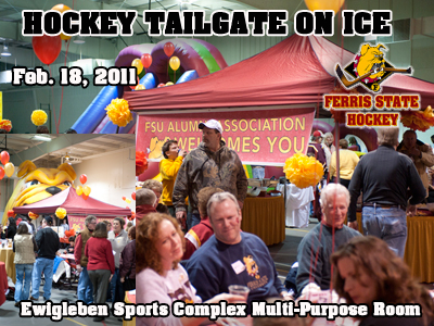 Annual Hockey On Ice Tailgate Event Set  For February 18