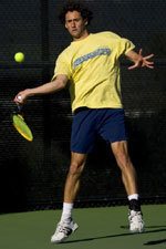 69th-Ranked UCSB Tops Princeton 6-1