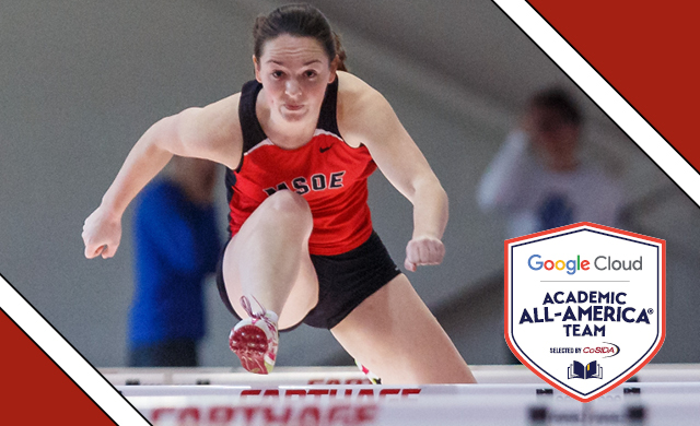 Bilskie Named to Google Cloud Academic All-America First Team