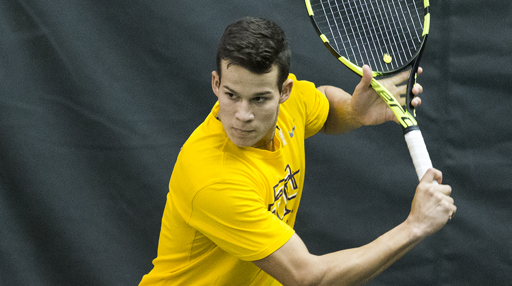 Golden Eagles soar to first victory of the spring with 5-2 triumph at UNC Asheville