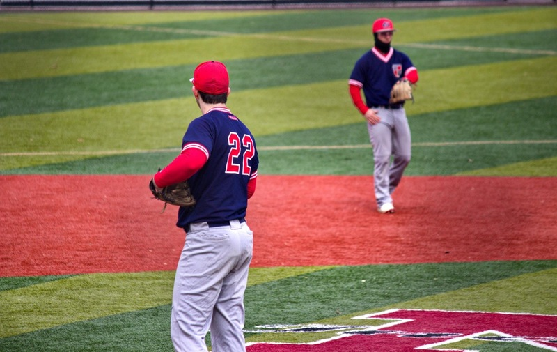 Matthew Johnson's Walk Off Single Lifts Warriors Past Franklin Pierce