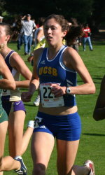 Women Finish 15th at NCAA Western Regional Championships
