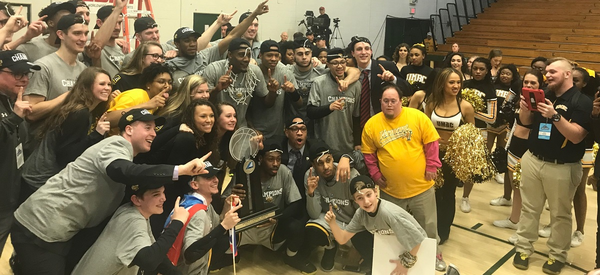 "Lyles ""Shot Seen 'Round The Nation"" Gives Retrievers America East Crown, NCAA Tournament Automatic Berth"