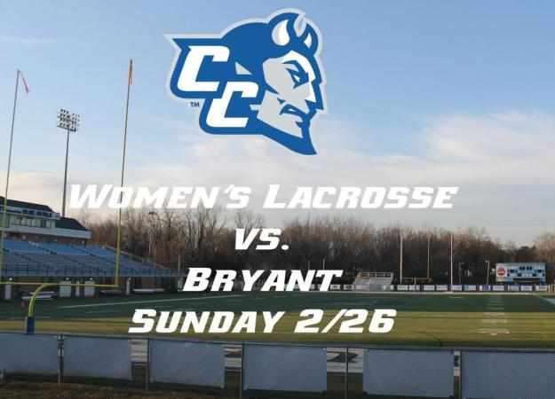 Lax Home Opener Moved to Sunday