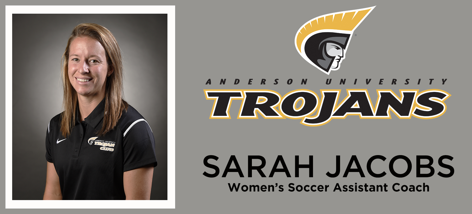 Jacobs Named Women's Soccer Assistant Coach