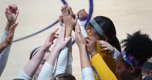 At Home in the Hoop: TTU volleyball to host four teams at Golden Eagle Invitational