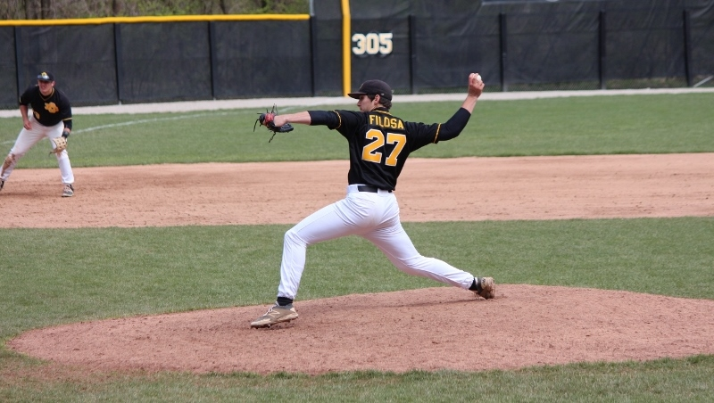 Filosa Named G-MAC North Division Pitcher Of The Week