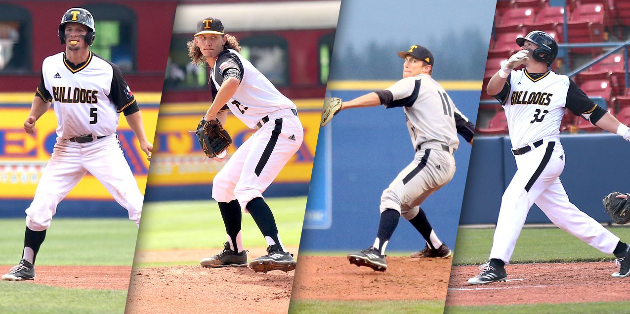 Four From Texas Lutheran Named to ABCA All-America Team