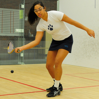 Squash Rolls Past Smith and Colgate at Wesleyan Round Robin