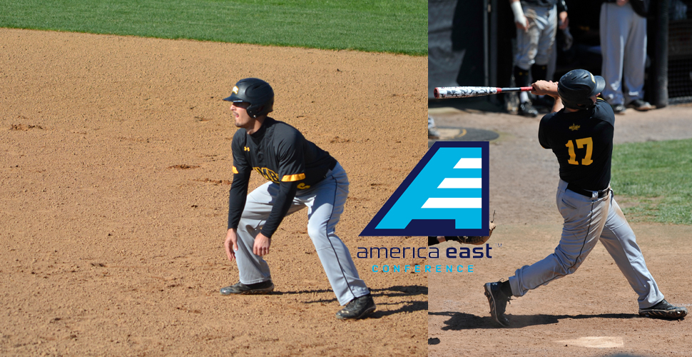 Casali and Dolshun Selected to 2014 America East All-Rookie Team