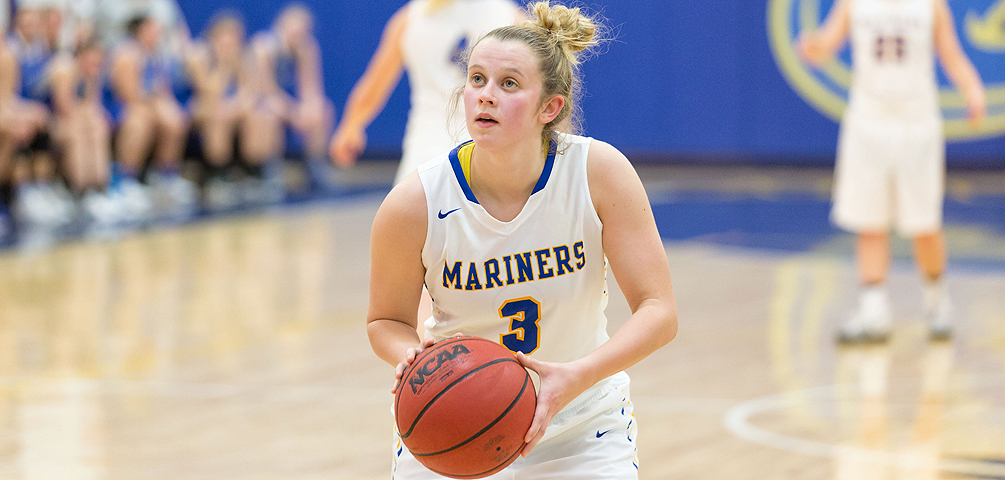 Game Notes: Women's Basketball Opens up NAC Play Against Beavers and Eagles