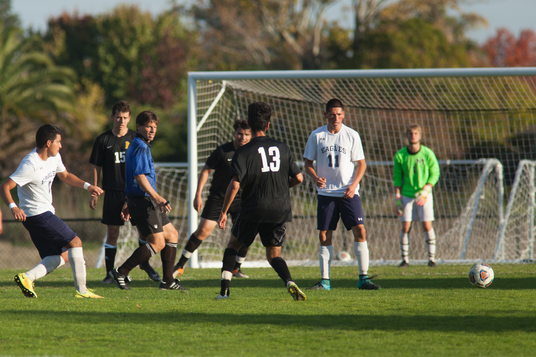 COM Men's Soccer Begins Season With A Pair of Difficult Defeats