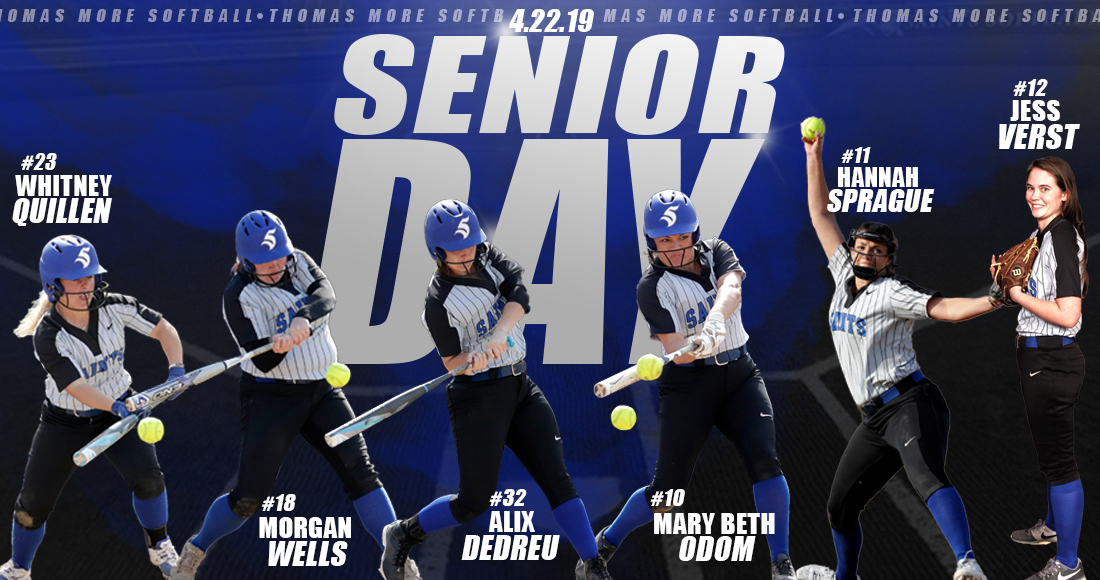 Softball Hosts Anderson Today at 1 p.m. for Senior Day