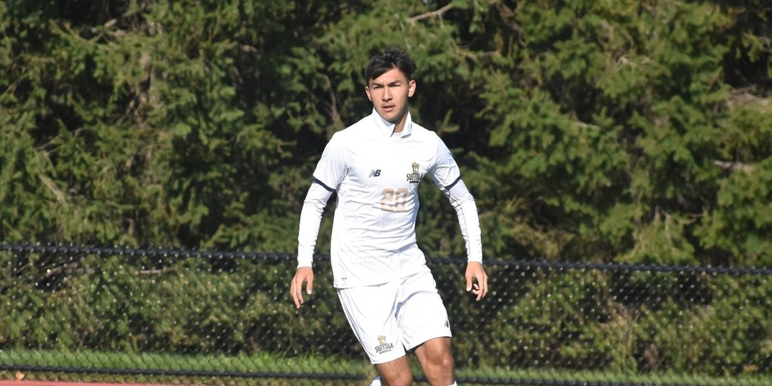 Men's Soccer Takes 1-0 Thrilling Win Over Norwich