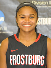 Victoria Diggs, Frostburg State, Women's Basketball, Junior