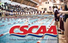 Swim Team Earns CSCAA Scholar All-American Recognition