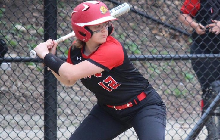 Top-Seeded Softball Opens NECC Tournament with 7-1 Win Over Lesley