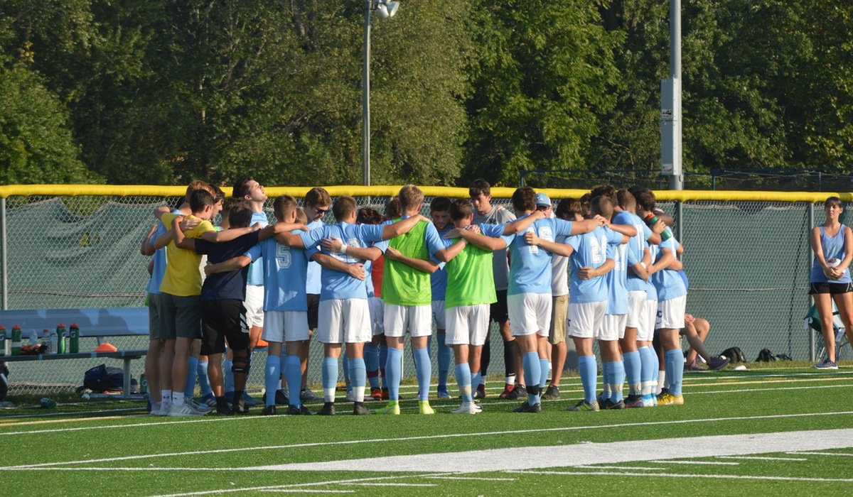 Westminster Men's Soccer Falls to Principia
