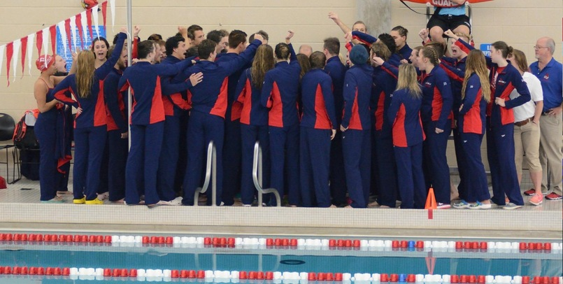 Cardinals prep for NCAA Division II Swimming & Diving Championships