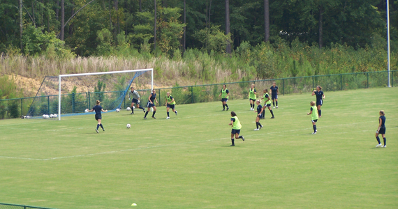 Georgia College to Hold Youth Soccer Camp June 21-24