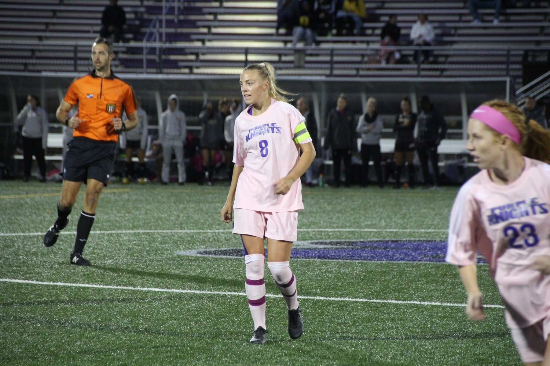 Late Goal Propels UB Women's Soccer To 1-0 Road Victory At Queens (N.Y.) College
