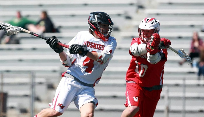 Men's Lacrosse rallies past Hiram