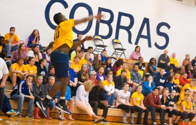 Coker Men's Volleyball Ready for Saints