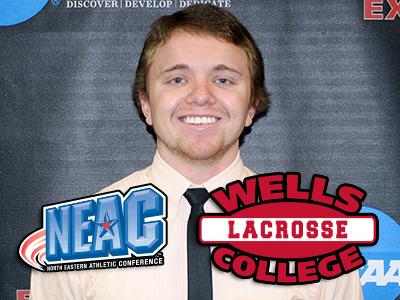 Jansen Selected As NEAC Student-Athlete of the Week