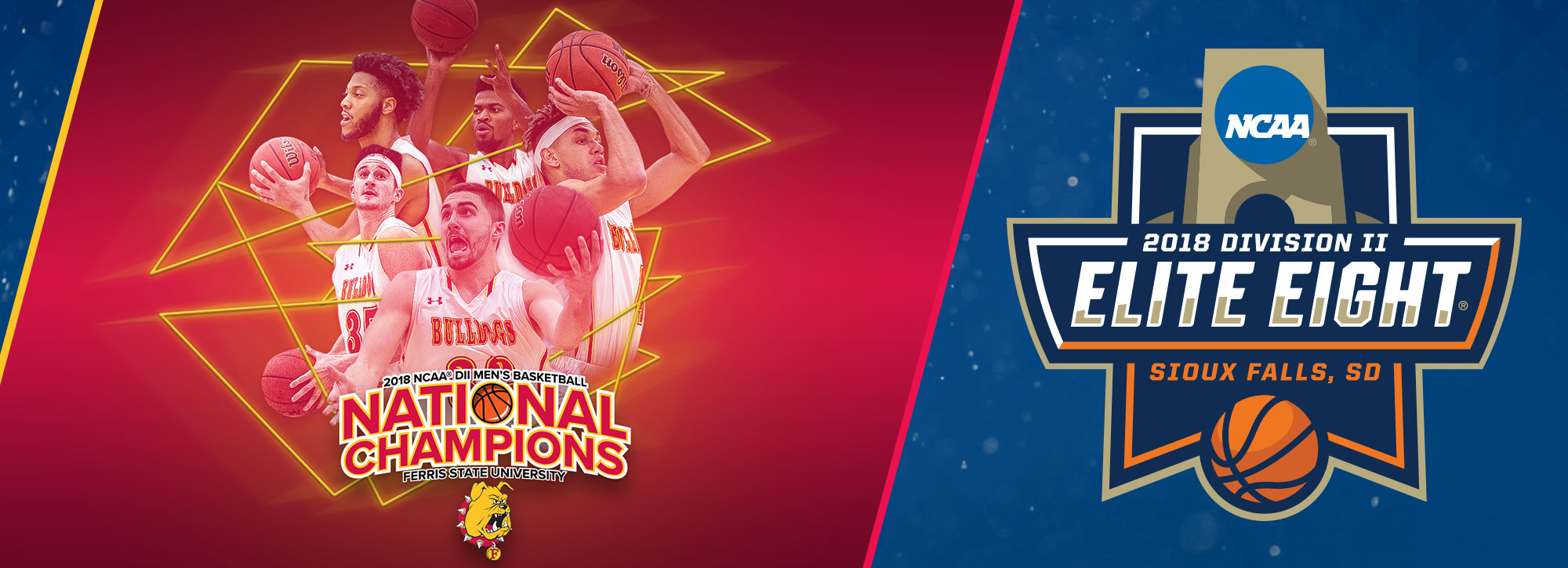Ferris State Captures 2018 NCAA Division II Men's Basketball National Championship!