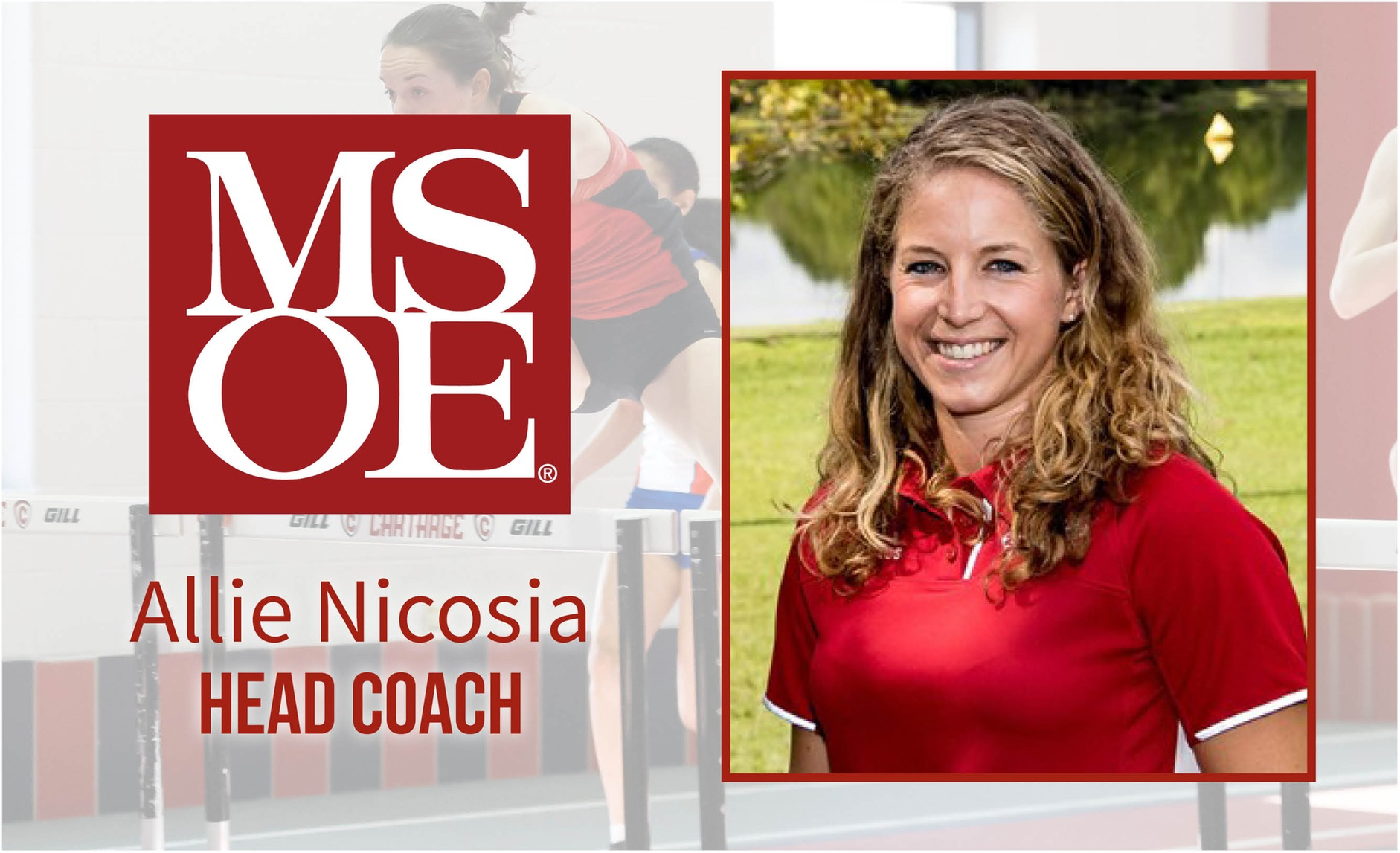 Nicosia to Lead MSOE Women's Triathlon, Track & Field, and Cross Country