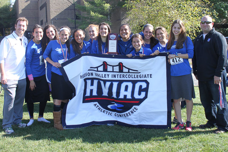 Yeshiva Captures First HVIAC Women's Cross Country Championship