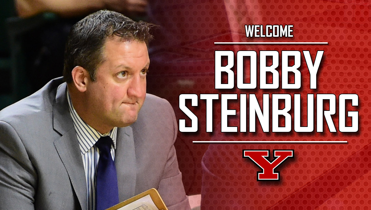 Youngstown State Men's Basketball Names Bobby Steinburg Associate Head Coach