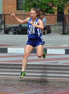 Personal Bests Highlight Blue Track & Field Weekend Action