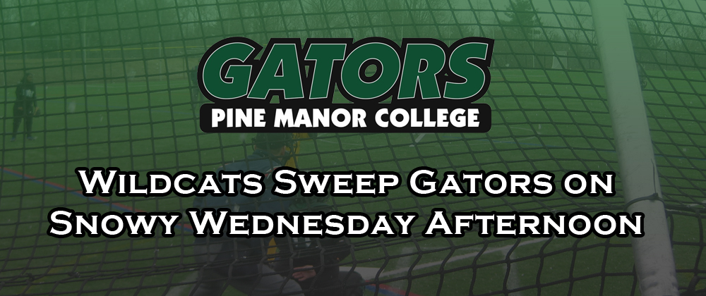 Wildcats Sweep Gators on Snowy Wednesday Afternoon