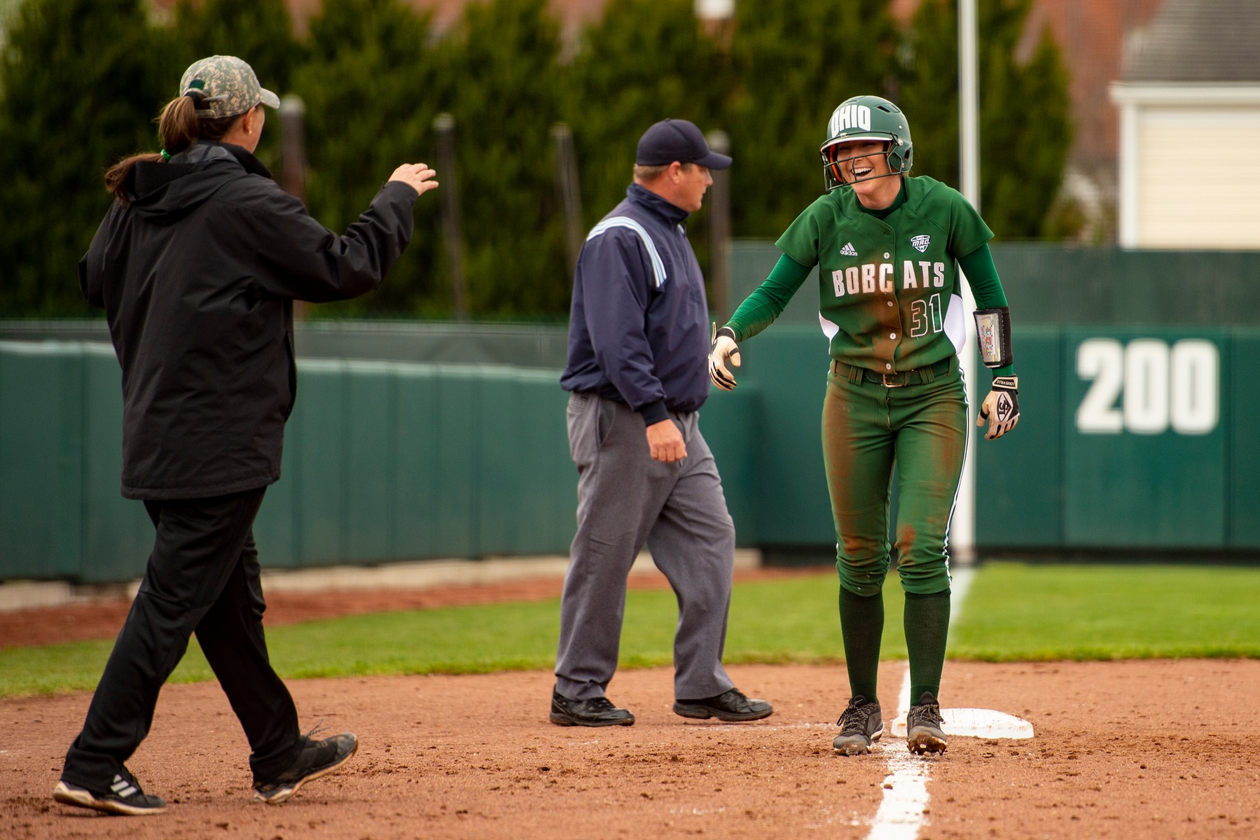 Ohio Softball Downs Marshall, 10-2 in Six Innings