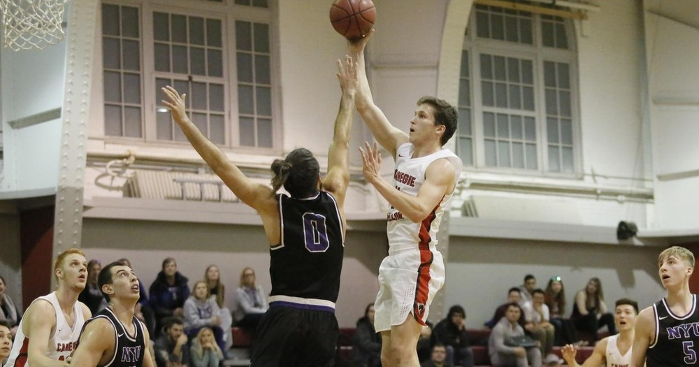 McNeil Records First Career Double-Double as Tartans Fall to NYU